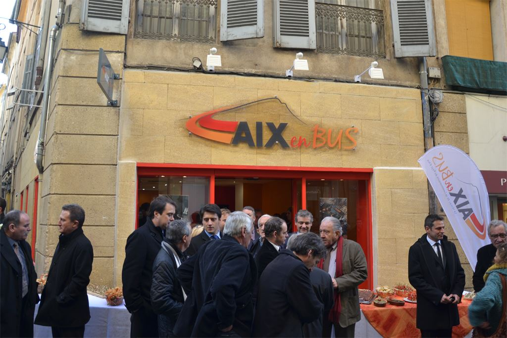 Ino01 - Bus salon de provence aix en provence ...