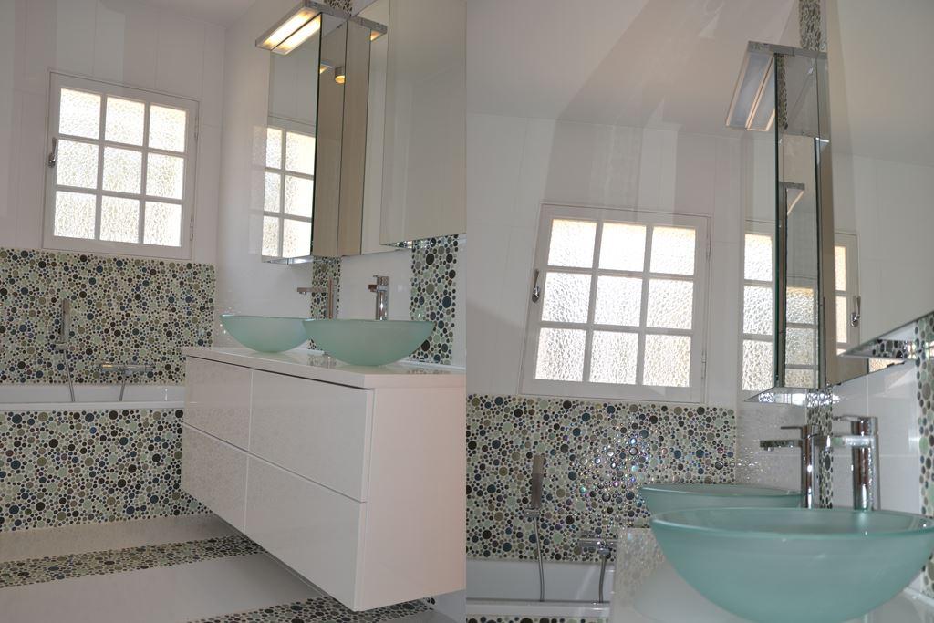 D coration et agencement interieur d une maison sanary for Agencement interieur maison