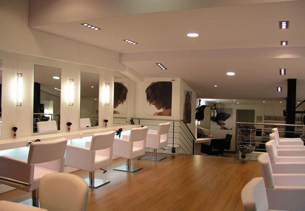 La Peinture Pour Un Salon De Coiffure : Image dun salon de coiffure solutions pour la décoration