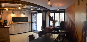 01-Agencement décoration restaurant pizzeria AIX EN PROVENCE 13