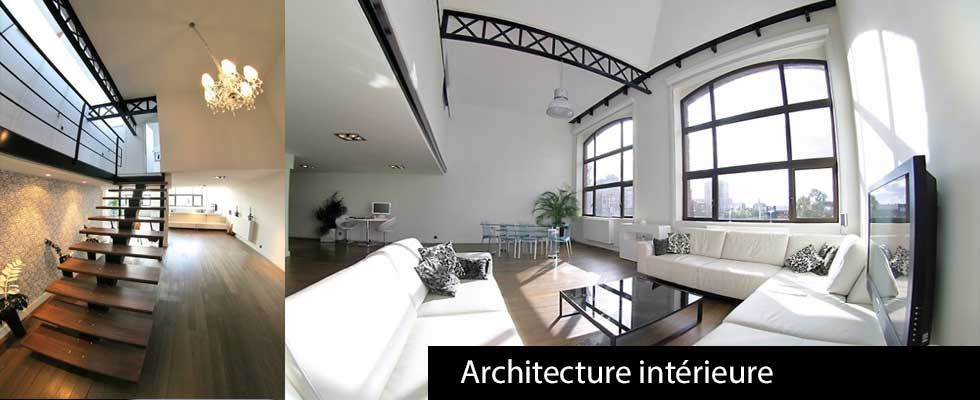 architecture interieur decoration agencement