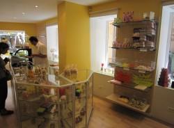 Agencement boutique Aix en Provence avant travaux par un architecte d'intérieur