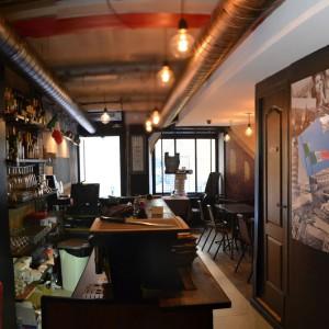 agencement d'intérieur restaurant aix : dal gladiatore
