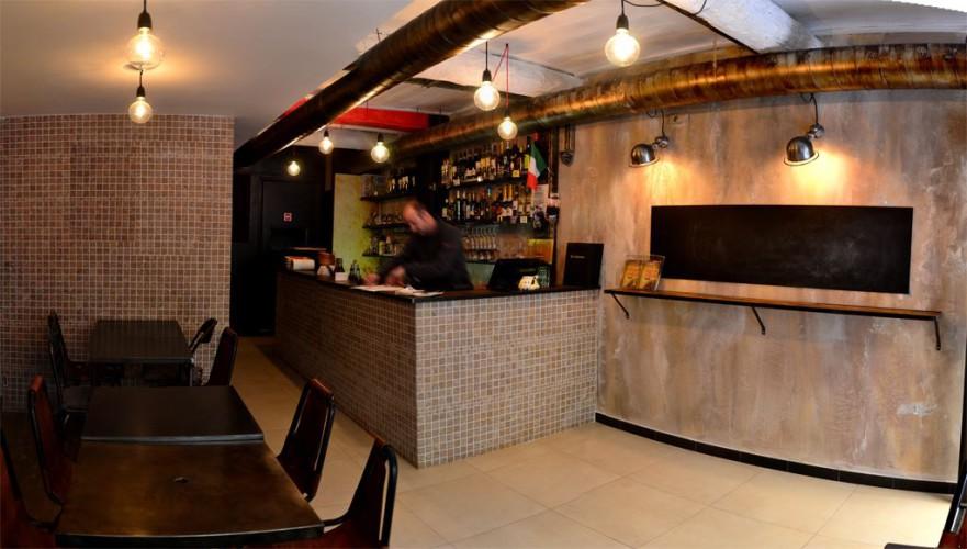 design intérieur restaurant aix