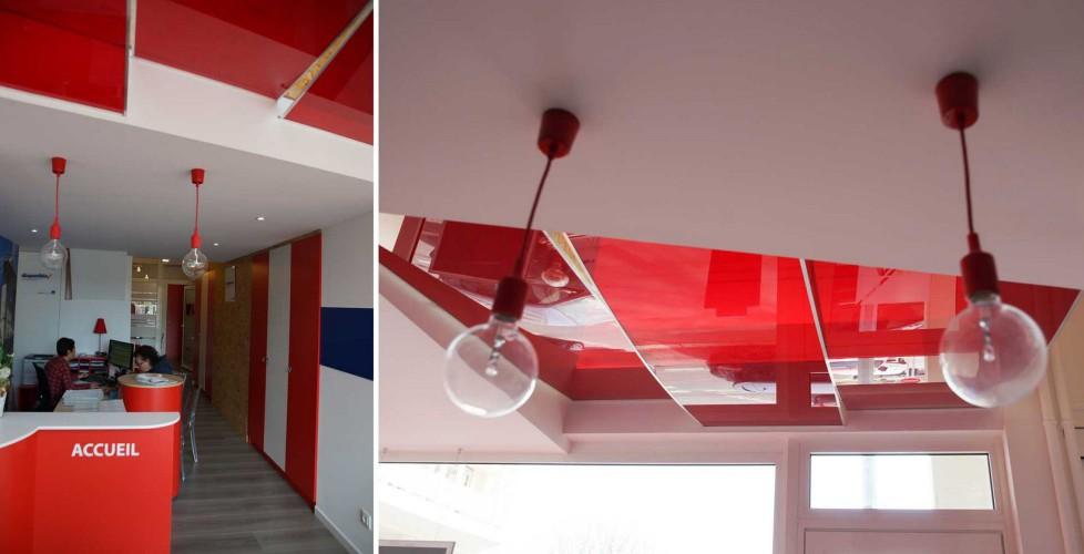 Décoration d'intérieur de bureaux à Toulon