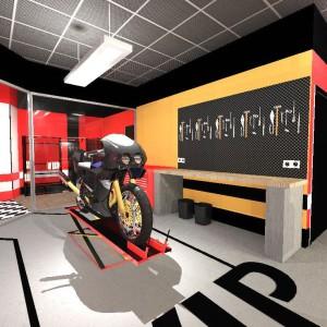 VUE 3D entretien et réparation de moto à nice