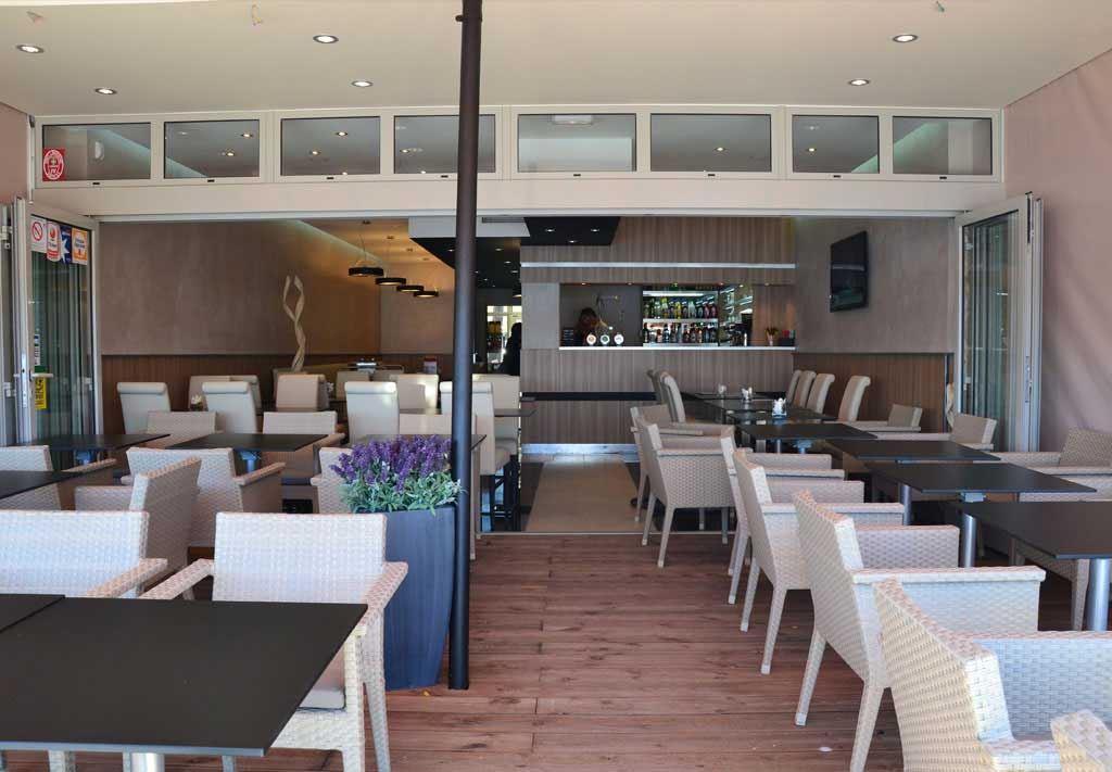 Agencement d 39 int rieur restaurant toulon for Interieur restaurant