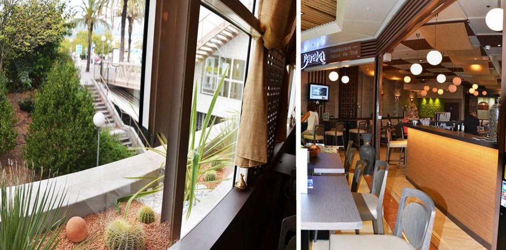 Agencement de restaurant marocain à toulon