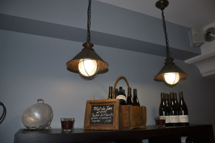 Agencement et décoration restaurant aix en provence