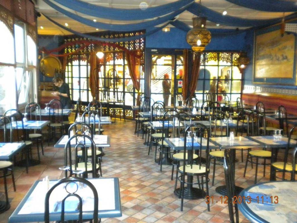Architecture int rieure restaurant la baraka grand var - Choses savoir avant dengager un decorateur dinterieur ...