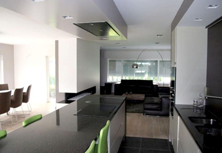 Design d'intérieur moderne sur une villa à Bandol dans le var