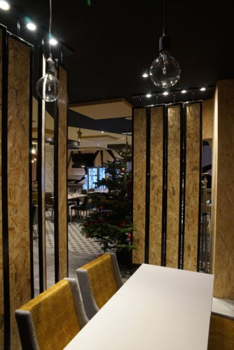 Architecte agencement de restaurant Toulon