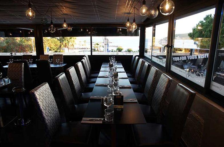 Architecte d int rieur toulon design du restaurant le rock for Architectural concepts for restaurants