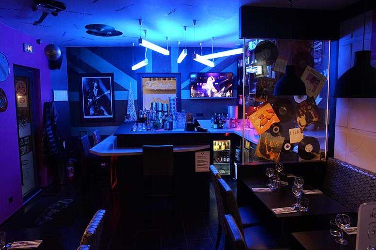 Architecte d int rieur toulon design du restaurant le rock for Restaurant le pointu toulon