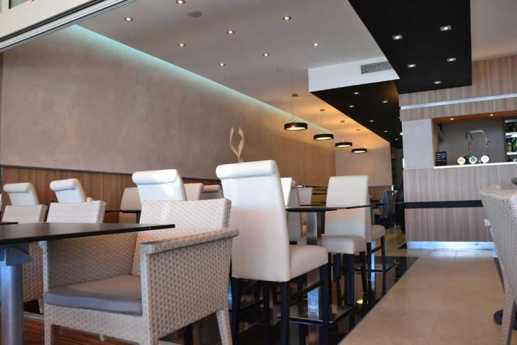 architecture intérieure restaurant port de toulon