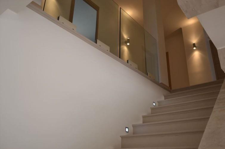 Escalier design par architecte d'intérieur à Sanary sur Mer