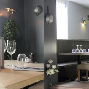 Architecte d'intérieur restaurant le six a aix en provence