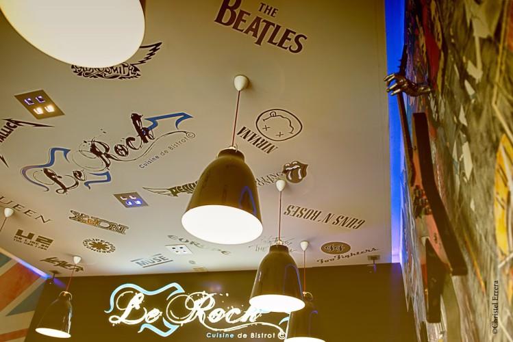 Design et agencement de l 'intérieur d'un restaurant à Hyeres