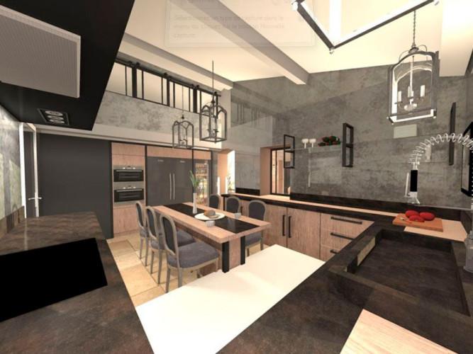 Architecte d 39 int rieur st maximin d coration de villa for Photo architecte d interieur
