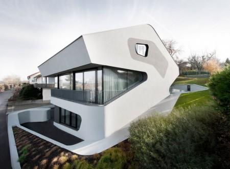 Maison design projet ols house by j mayer architect