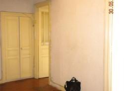 Rénovation appartement toulon haussmanien entrée
