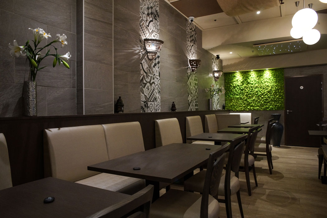 Stunning decoration interieur restaurant contemporary for Deco interieur design