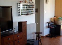 salon avant rénovation et décoration d'intérieur à six fours