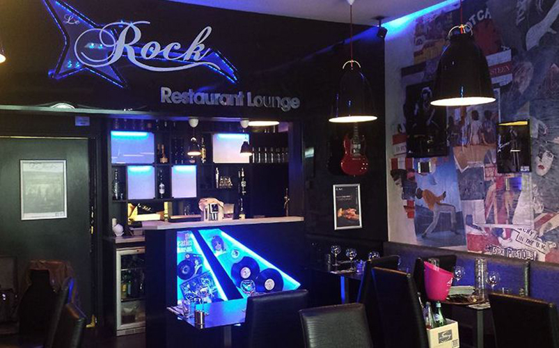 D Coration Intelligente Pour Le Restaurant Le Rock Hyeres