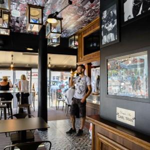 Agencement de pub brasserie Toulon