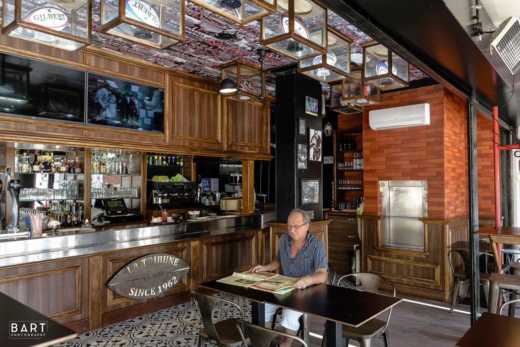 r novation et agencement du pub la tribune toulon mayol. Black Bedroom Furniture Sets. Home Design Ideas