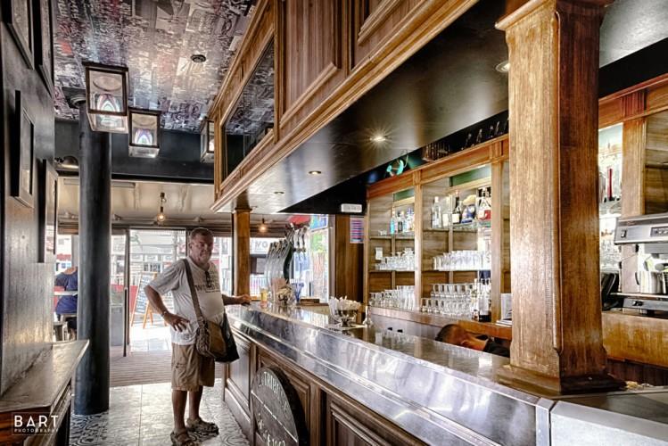 Bar rénové par CT Création