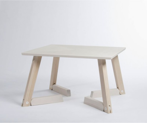 design d'objet table basse