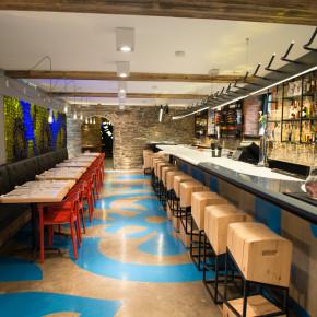 design intérieur restaurant, décoration et agencement par un architecte à toronto