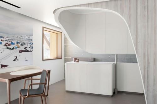 La créativité de l'architecte d'intérieur