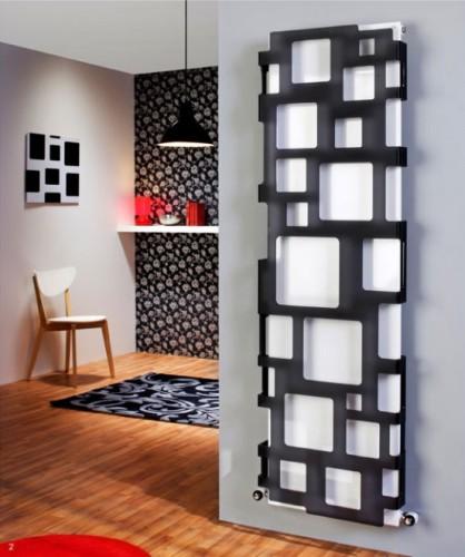 Radiateur luminaire de mur