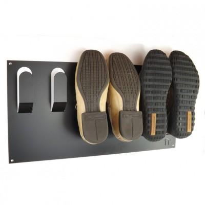 range chaussure mural