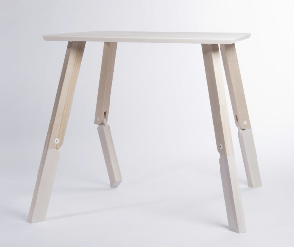 table d'architecte modulable Bambi