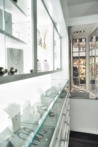 Architecte d'intérieur agencement boutique Aix en Provence