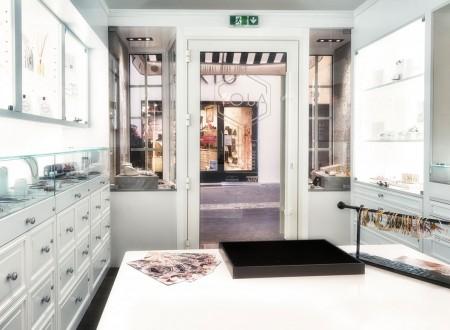 Architecte d'intérieur décoration bijouterie luxe Aix en Provence