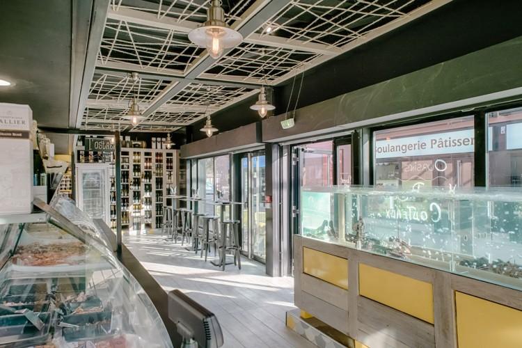 agencement commercial restaurant Cannes mandelieu 06