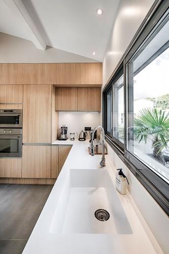 Architecture d'intérieur d'une cuisine à Toulon - CT CREATION
