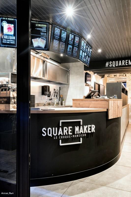 Agencement Restaurant Squaremaker Aix En Provence