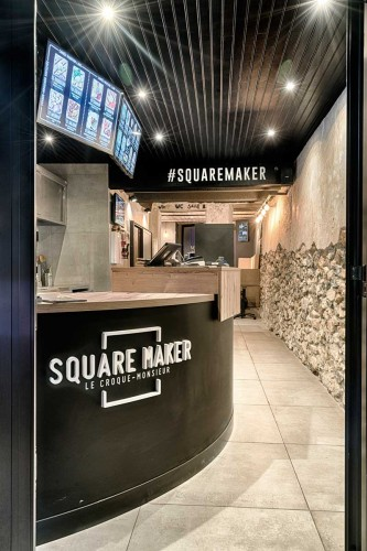 restaurant squaremaker aix cours sextius