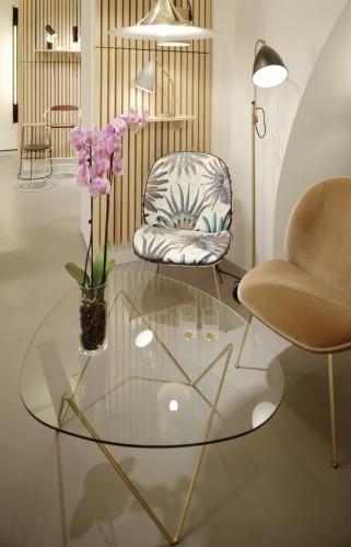 Intérieur décoration boutique design a aix