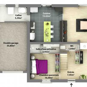 victoria-2-plan-maison-rdc