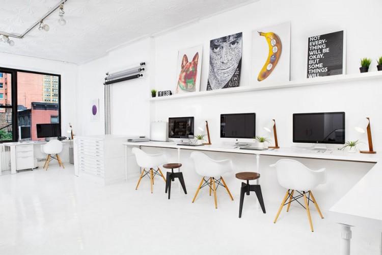 architecture intérieure bureaux