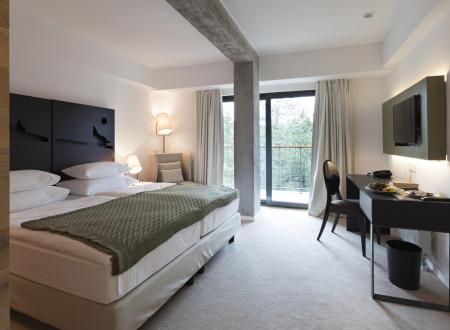 agencement chambre hotel 3 étoiles