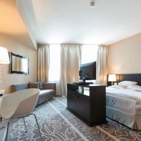 décoration chambre hotel 2 étoiles