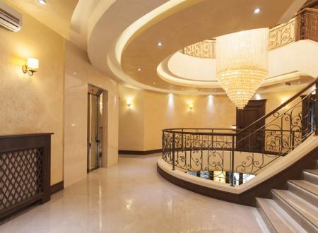 Architecte d intérieur pour hotel de luxe