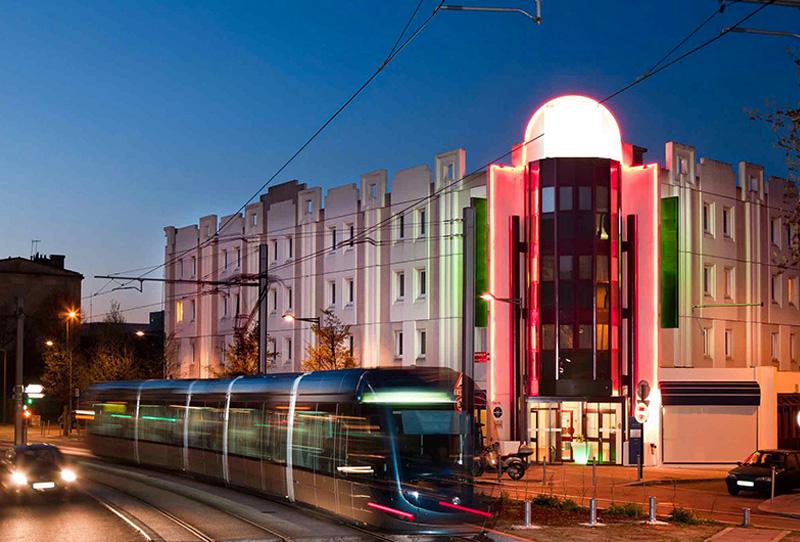 architecte chaine hôtels franchise